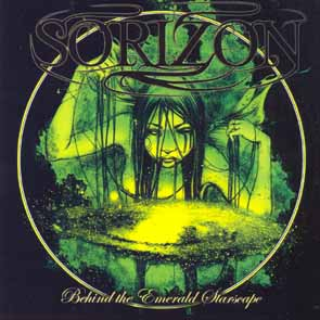 SORIZON - Behind the emerald starscape      CD