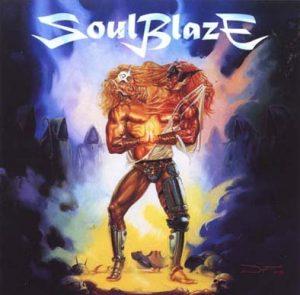 SOULBLAZE - Soulblaze      CD