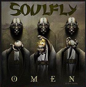 SOULFLY - Omen      Aufnäher