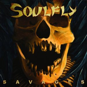 SOULFLY - Savages      CD