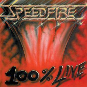 SPEEDFIRE - 100% live      2-CD