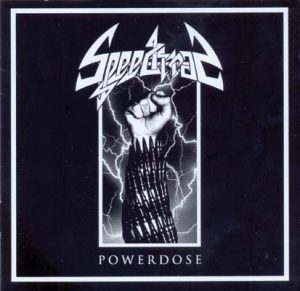 SPEEDTRAP - Powerdose      CD