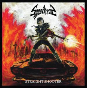 SPEEDTRAP - Straight shooter      CD
