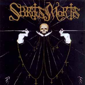 SPIRITUS MORTIS - The god behind the god      CD