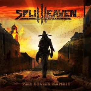 SPLIT HEAVEN - The devil`s bandit      CD
