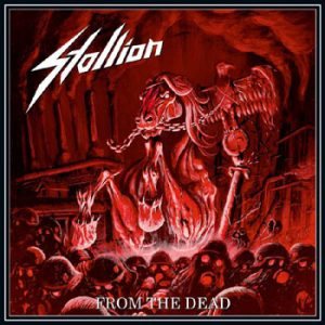 STALLION - From the dead      CD