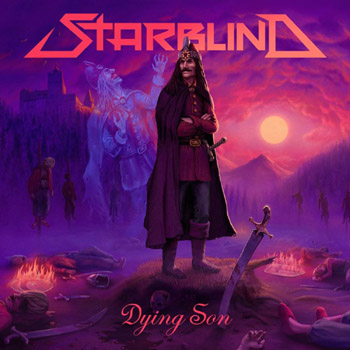 STARBLIND - Dying son      CD