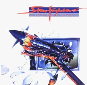 STARFIGHTERS - In flight movie & bonustracks      CD