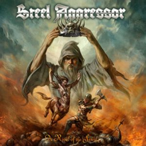 STEEL AGGRESSOR - A rival of the fittest      CD