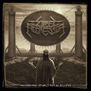 STEEL AGGRESSOR - Mourning star      CD