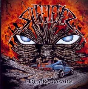 STEELEYES - Fire & gasoline      CD