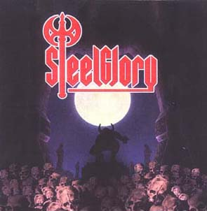 STEEL GLORY - Wayward sons of the beast      CD