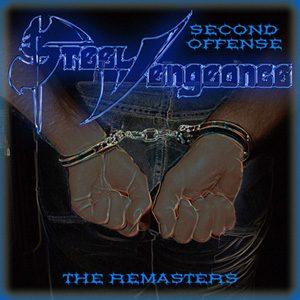 STEEL VENGEANCE - Second offense & bonus tracks & videos      CD