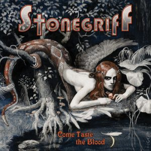 STONEGRIFF - Come taste the blood      CD