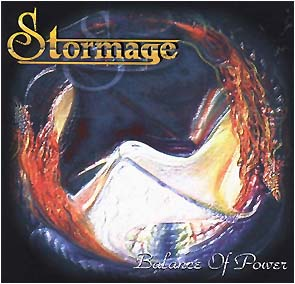 STORMAGE - Balance of power      CD