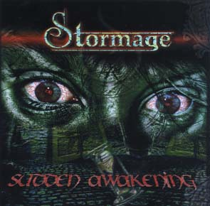 STORMAGE - Sudden awakening      CD