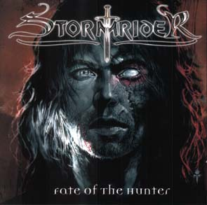 STORMRIDER - Fate of the hunter      CD