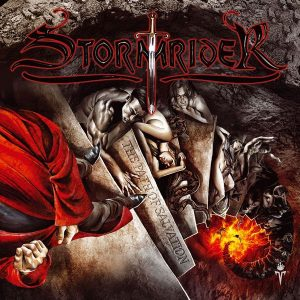 STORMRIDER - The path of salvation      CD