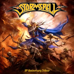 VA - Stormspell`s 10th anniversary tribute      CD