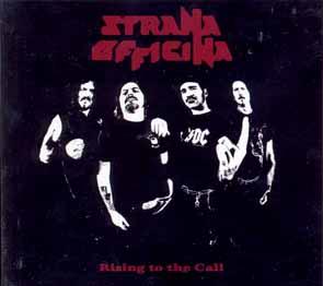 STRANA OFFICINA - Rising to the call      CD