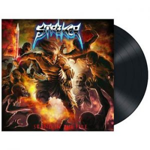 STRIKER - Stand in the fire      LP