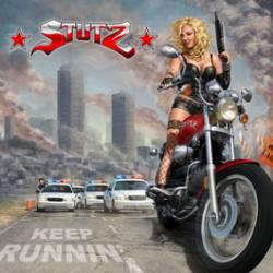 STUTZ - Keep runnin`      CD