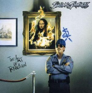 SUICIDAL TENDENCIES - The art of rebellion      CD