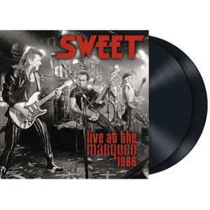 SWEET - Live at the Marquee 1986      DLP