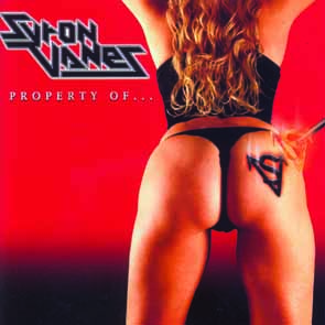SYRON VANES - Property of...      CD