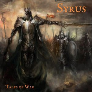 SYRUS - Tales of war      CD