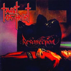 TAIST OF IRON - Resurrection & bonustracks & metal beast demos!      2-CD