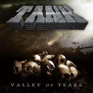 TANK - Valley of tears      CD