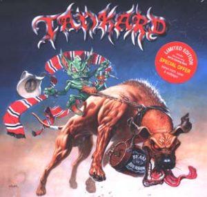 TANKARD - Beast of Bourbon      CD