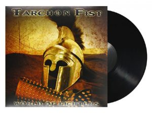 TARCHON FIST - World of fighters      LP