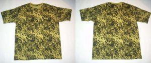 TARNSHIRT - Denmark design - size XXL      T-Shirt - 100 % Baumwolle