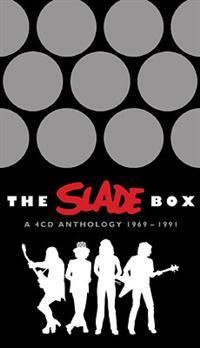 SLADE - The Slade Box - anthology 1969 - 1991      4-CD