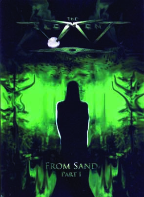 THE ELEMENT - From sand part I      CD