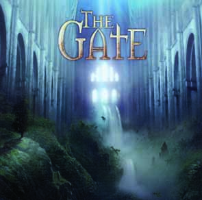 THE GATE - Earth cathedral      CD