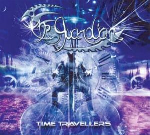THE GUARDIAN - Time travellers      CD
