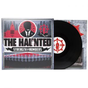 THE HAUNTED - Strength in numbers      LP