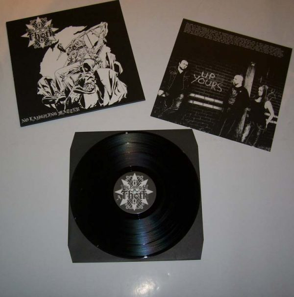 THE LAMP OF THOTH - No laughing matter      LP