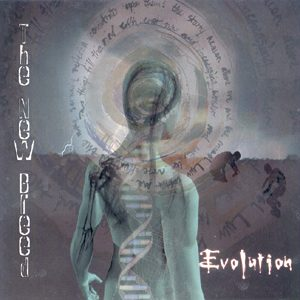 THE NEW BREED - Evolution      CD