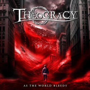 THEOCRACY - As the world bleeds      CD