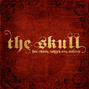 THE SKULL - For those which are asleep      LP