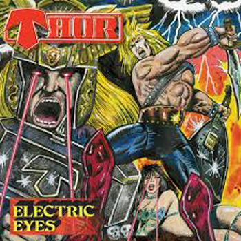 THOR - Electric eyes      CD