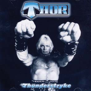 THOR - Thunderstryke      CD
