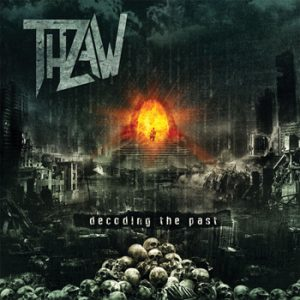 THRAW - Decoding the past      CD