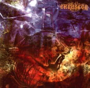 THRUSTOR - Night of fire      CD