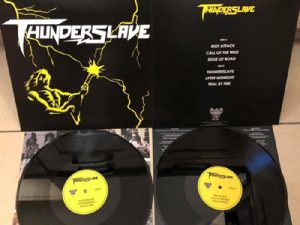 THUNDERSLAVE - Same      LP