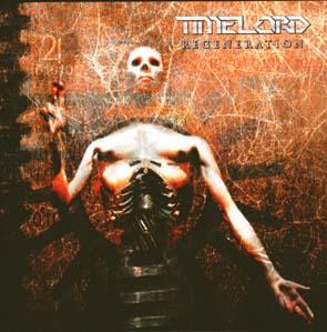TIMELORD - Regeneration      CD
